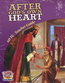 Dlc D6: Walking With God Teachers Guide Ages 11-14 (After Gods Own Heart) (Discipleland Level 6, Ages 11-14, Qtrs Abcd Series)