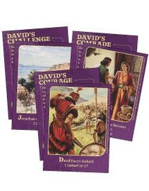 Dlc D6: Walking With God Bible Cards Ages 11-14 (After Gods Own Heart) (Discipleland Level 6, Ages 11-14, Qtrs Abcd Series)