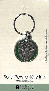 Keyring: Medals of Hope: Change (Lead Free Pewter)