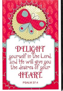 Simply Magnets: Delight Yourself in the Lord