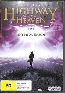 Highway to Heaven - Season 5 (4 Discs)