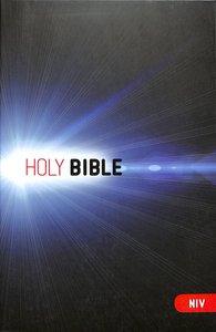 NIV Thinline Bible Blue