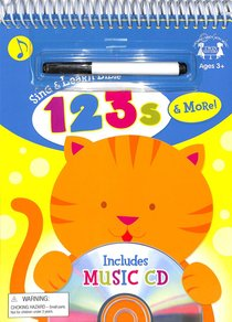 Sing and Learn: Bible 123s & More (Incl Music Cd)