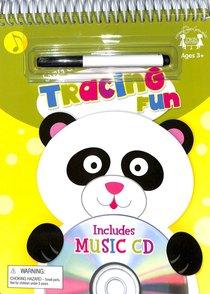 Sing and Learn: Bible Tracing Fun (Incl Music Cd)