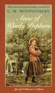 Anne of Windy Poplars (#04 in Anne Of Green Gables Series)