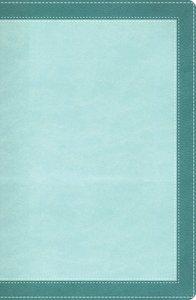 NIV Womans Study Bible Light Blue/Blue