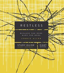 Restless (Study Guide)