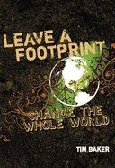 Leave a Footprint (Invert Series)