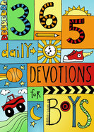 365 Daily Devotions For Boys (365 Daily Devotions Series)