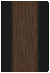NKJV Summary Bible Black/Brown