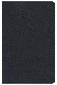 NKJV Ministers Pocket Bible Black
