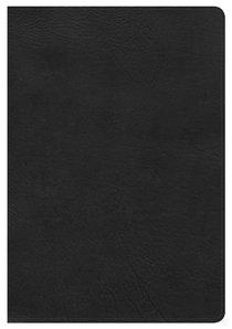 NKJV Giant Print Reference Indexed Bible Black