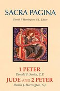 1 and 2 Peter and Jude (#15 in Sacra Pagina Series)