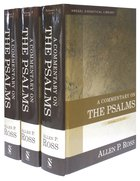 A Commentary on the Psalms (3 Vols) (Kregel Exegetical Library Series)