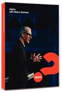Alpha Course - Alpha With Nicky Gumbel 4 DVD Set (Alpha Course)