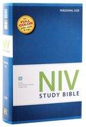 NIV Study Bible Personal