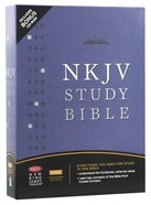 NKJV Study Bible Black (2nd Edition)