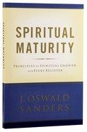 Spiritual Maturity (Spiritual Trilogy Series)