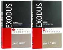 Exodus 2-Pack Paperback (2 Vols) (Evangelical Press Study Commentary Series)