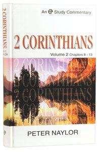 2 Corinthians Volume 2 (Evangelical Press Study Commentary Series)