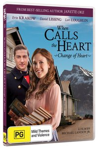 Change of Heart (#06 in When Calls The Heart Dvd Series)