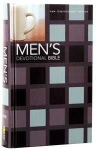 NIV Mens Devotional Bible (Black Letter Edition)