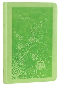 NIV Super Value Compact Bible Lime