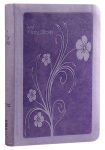 NIV Super Value Compact Bible Lavender