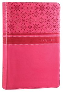 NIRV Gift Bible Pink Girls Edition