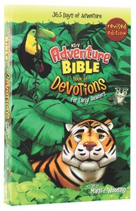 NIRV Adventure Bible For Early Readers: Book of Devotions