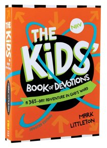 The NIRV Kids Book of Devotions