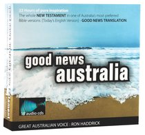 GNB Good News Australia Audio New Testament CD
