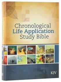 KJV Chronological Life Application Study Bible (Black Letter Edition)