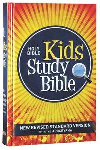 NRSV Kids Study Bible With Apocrypha