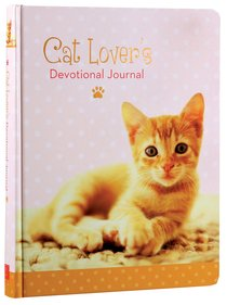 Cat Lovers Devotional Journal