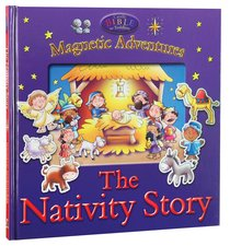 Candle Bible For Toddlers Magnetic Adventures: The Nativity Story