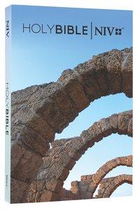 NIV Popular Paperback Bible Caesarea Arches