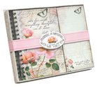 Journal & Listpad Giftset (Vintage Rose Collection Series)