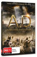 A.D. Kingdom and Empire Mini-Series (4-dvd Set)