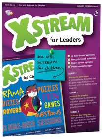 Light: Xstream 2016 #01: Jan-Mar Teachers Guide (8-11 Yrs)