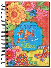 Spiral Journal: Live Life to the Fullest