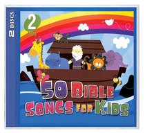 50 Bible Songs For Kids (2 Cds)