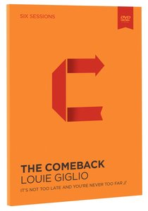 The Comeback (Dvd Study)