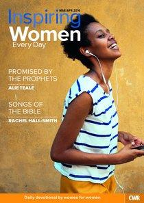 Inspiring Women 2016 #02: Mar-Apr