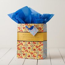 Gift Bag Medium: I Am His: The Lord Will Give You An Abundance of Good Things. Deut 28:11