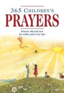 365 Childrens Prayers