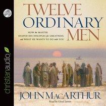 Twelve Ordinary Men (7 Cds Unabridged)