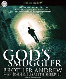 Gods Smuggler (Mp3 Unabridged)