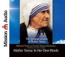 Mother Teresa: In Her Own Words (Unabridged)