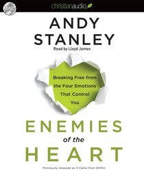 Enemies of the Heart (Unabridged, 6 Hrs, 6cds)